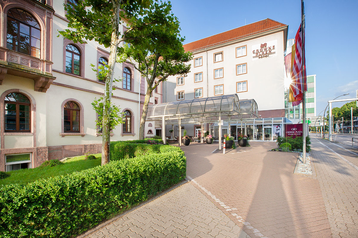 Elvira Azimova photographer interior Crowne Plaza Heidelberg City Centre